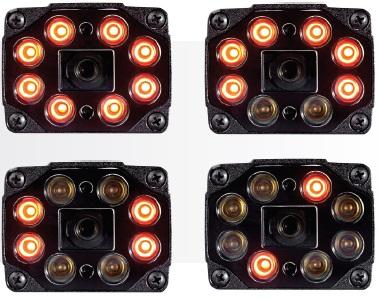Systemy wizyjne serii In-Sight 7000 Gen.2 - oświetlenie