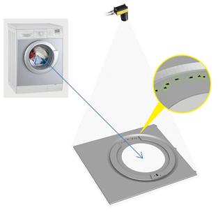 System wizyjny In-Sight 9912 - 12Mpx - przykłady 2